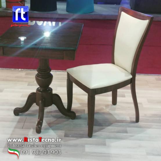 صندلی پلیمری مدل راین