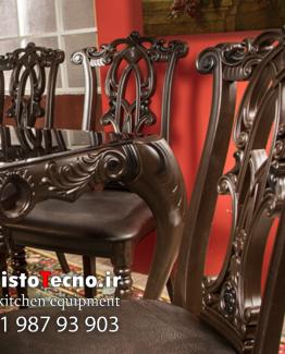 صندلی پلیمری نگار