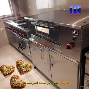 فر-پیتزای-اتوماتیک-صندوقی-پخت-ایتالیایی-آمریکایی