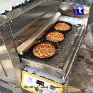 فر-پیتزا-ریلی-سه-بشقابه-فست-فود-شاورما-شیراز