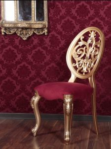 صندلی پلیمری روبینا