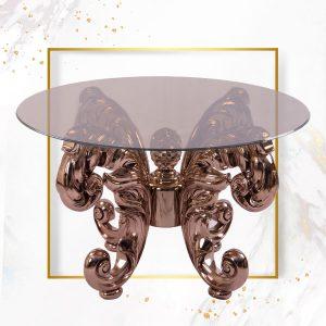 میز پلیمری نیلا