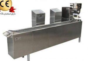 دستگاه فلافل زن اتوماتیک نیمه صنعتی