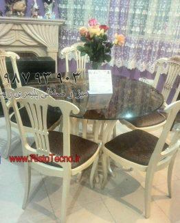 میز پریا 4 نفره قطر 103