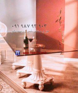 میز پلیمری پارسا
