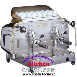دستگاه-قهوه-ساز-کافی-شاپ-دو-گروپ-ایتالیایی-Faema-E61