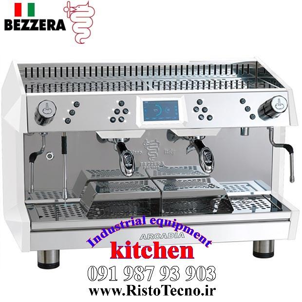 ماشین-اسپرسو-بیزرا-ARCADIA-با-صفحه-نمایش-دیجیتال