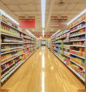 تجهیزات مورد نیاز جهت تاسیس فروشگاه زنجیره ای